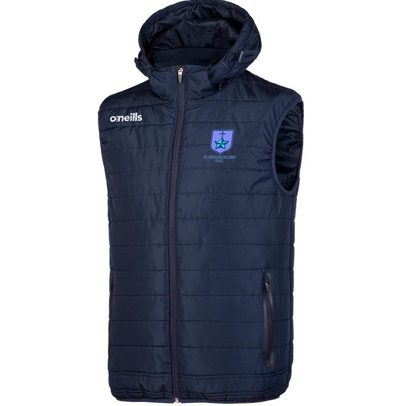 St Gerald's College Kids' Solar Hooded Gilet