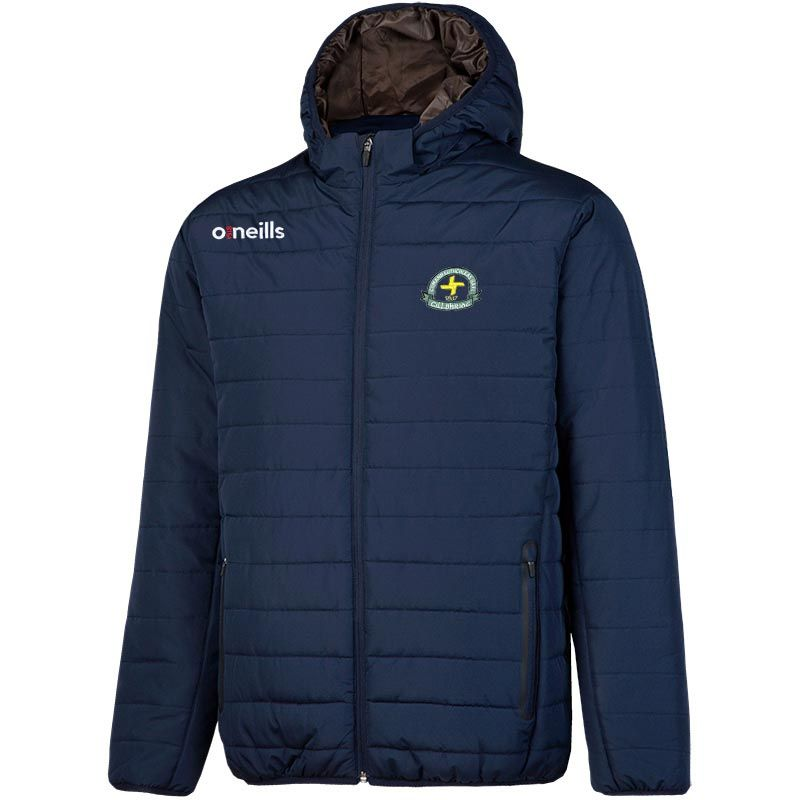Kilbride GAA Solar Boys Hooded Padded Jacket
