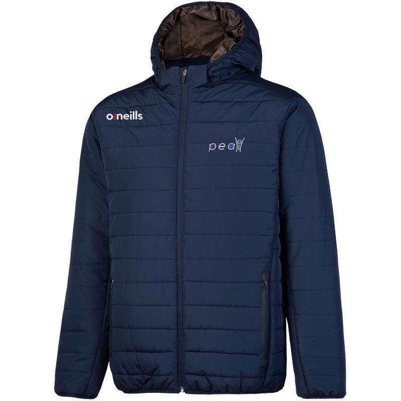 The Physical Education Association of Ireland Solar Mens Hooded Padded Jacket