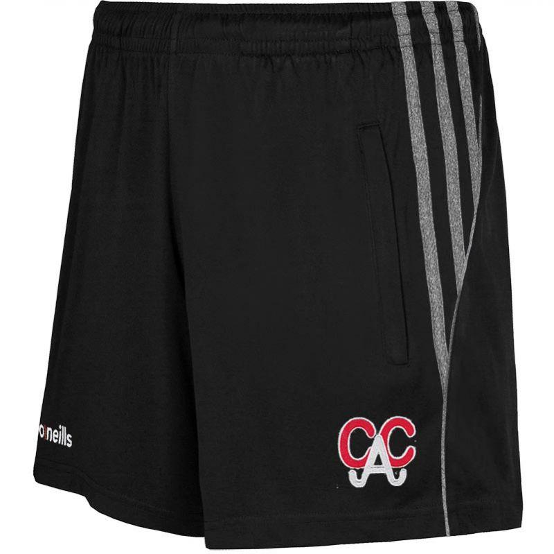 Cushinstown AC Kids' Solar Poly Shorts