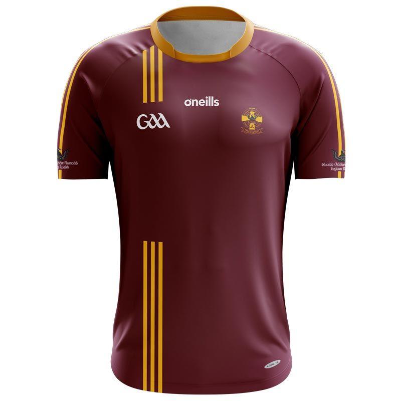 St Oliver Plunkett Eoghan Ruadh GAA Club Jersey