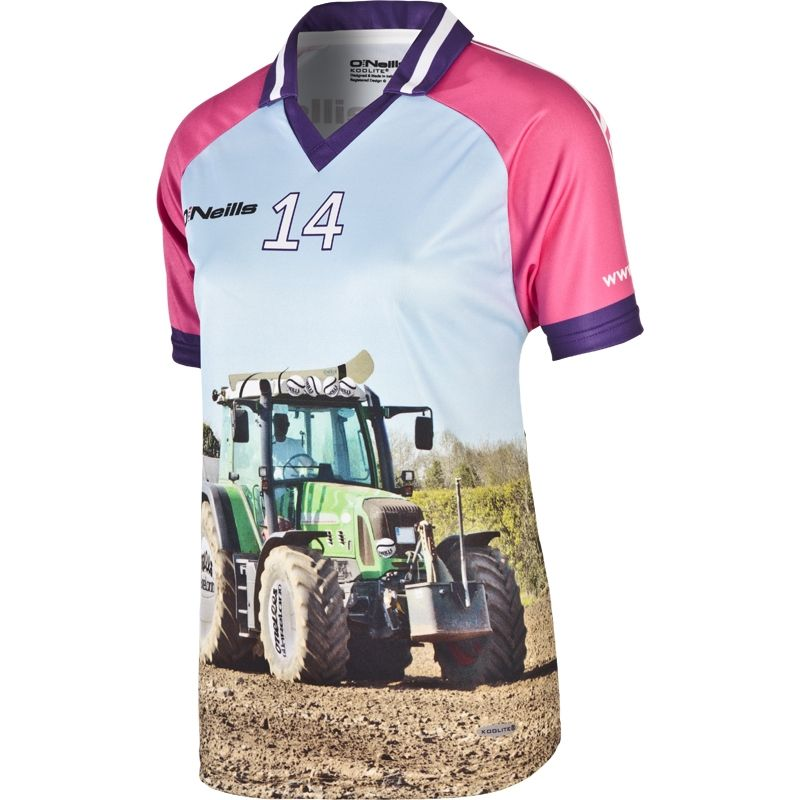 Women's Sow The Line Ploughing Championship Jersey