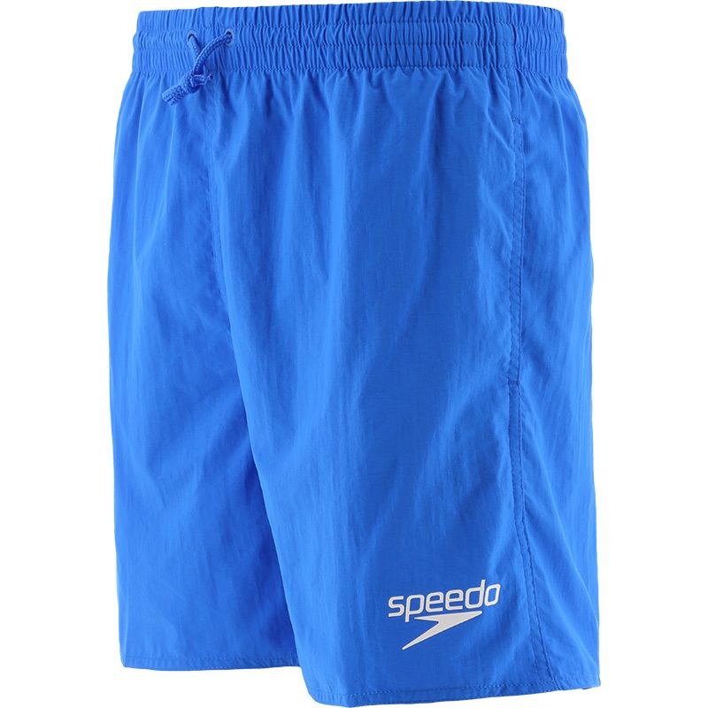 blue Speedo Men's water shorts with side seam pockets from O'Neills