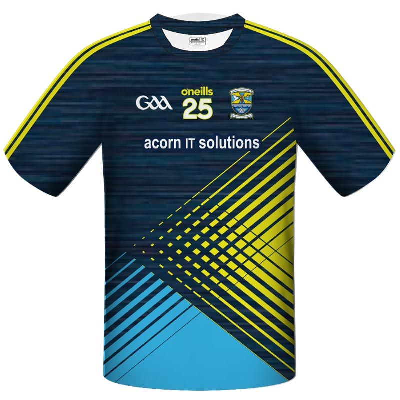 St Conor's College, Kilrea and Clady GAA Kids' Jersey (Acorn IT Solutions)
