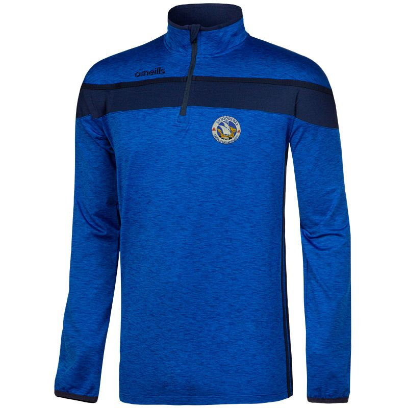 St Judes GAA Bournemouth and Southampton Auckland Half Zip Brushed Top