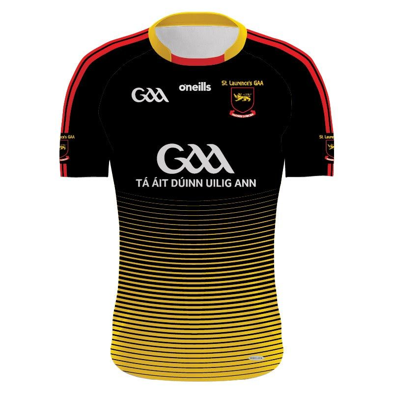 St Laurences GAA Hurling Jersey