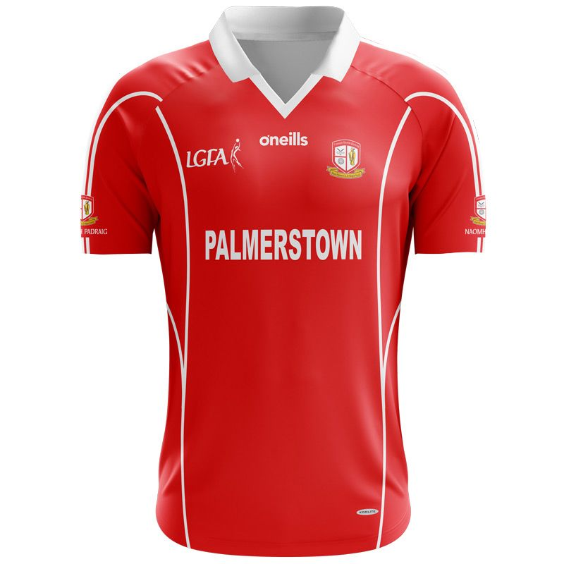 St Pats Palmerstown Kids' LGFA Jersey