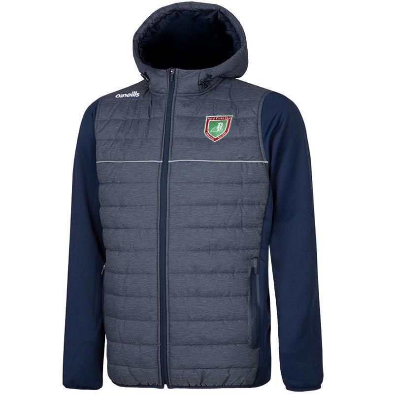 St Finians Newcastle Harrison Lightweight Padded Jacket