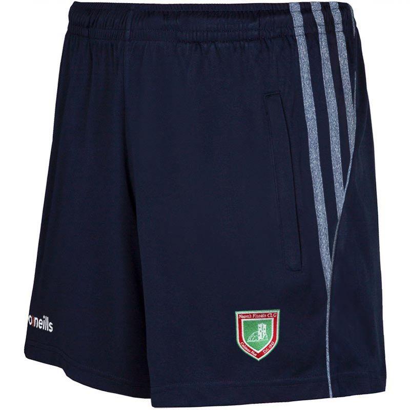 St Finians Newcastle Kids' Solar Poly Shorts