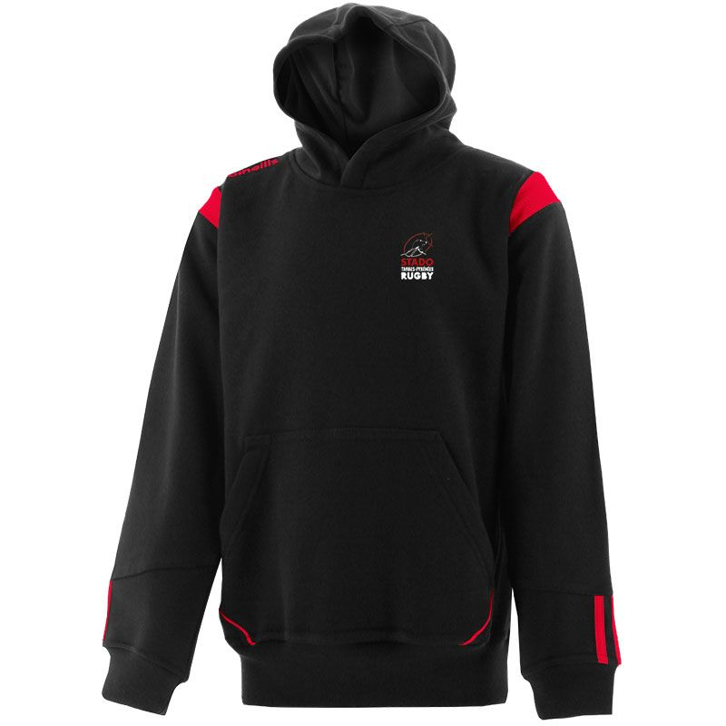 Stado Tarbes Pyrenees Rugby Kids' Loxton Hooded Top