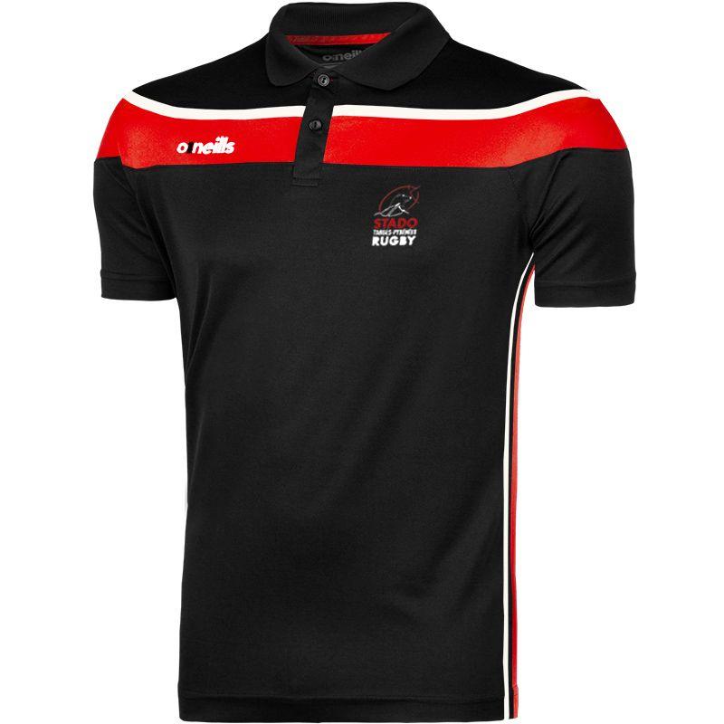 Stado Tarbes Pyrénees Rugby Kids' Auckland Polo Shirt