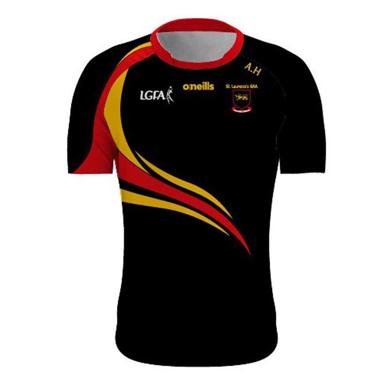 St Laurences LGFA Women's Fit Short Sleeve Training Top