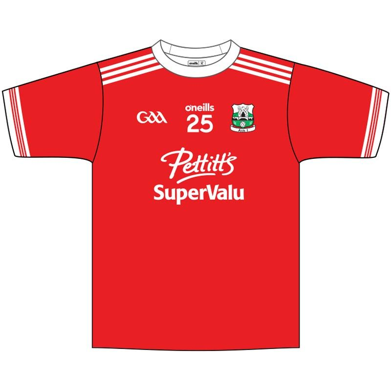 Athy GAA Jersey Kids (Supervalue)