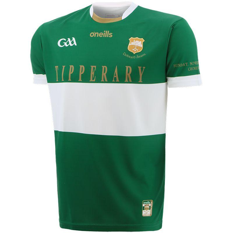 Tipperary GAA Player Fit Commemoration Goalkeeper Jersey Bottle