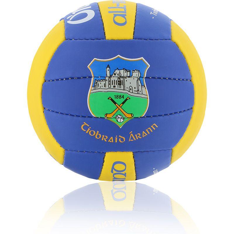 Tipperary GAA All Ireland Mini Gaelic Football Royal / Amber