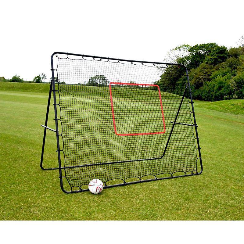 Precision Pro Jumbo Rebounder Net