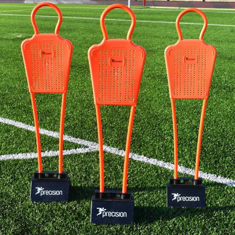 Precision Set of 3 Mini Football Mannequins