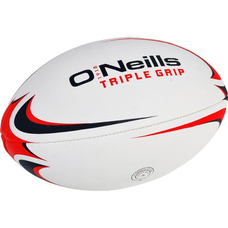 Triple Grip Rugby Ball