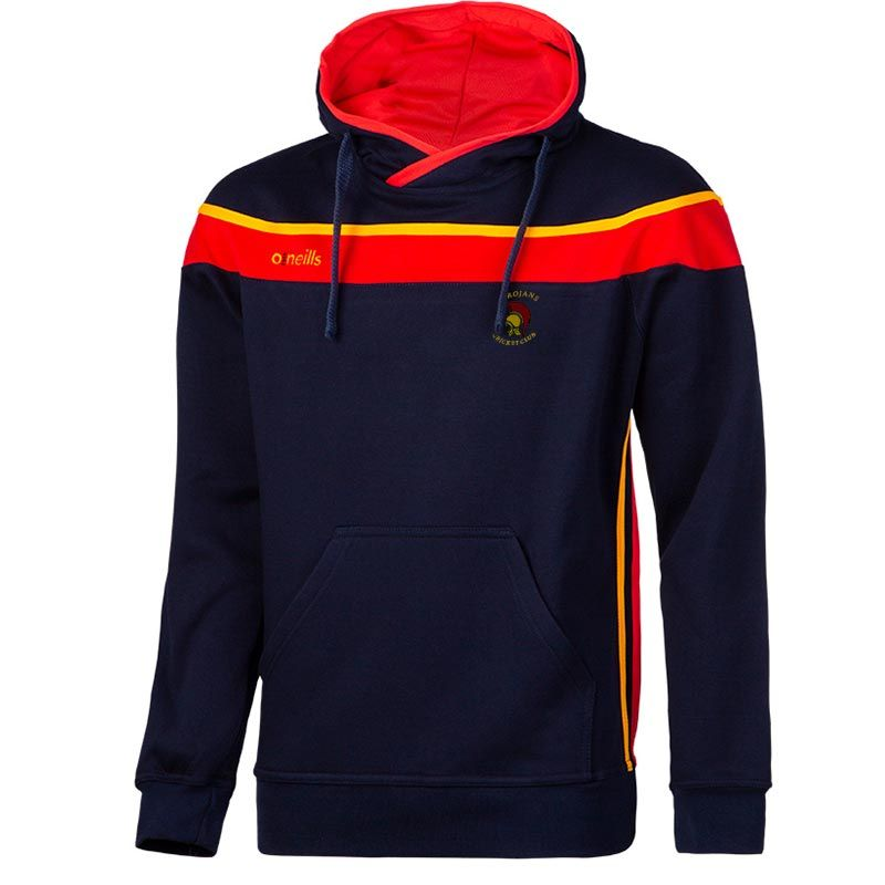 Trojans Cricket Club Auckland Hooded Top