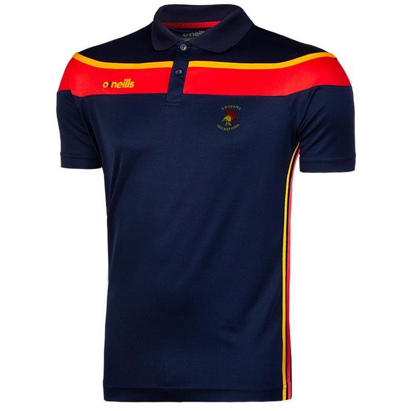 Trojans Cricket Club Kids' Auckland Polo Shirt