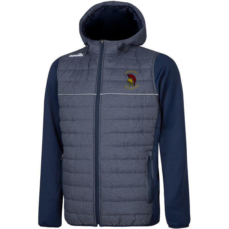 Trojans Cricket Club Kids' Harrison Lightweight Padded Jacket