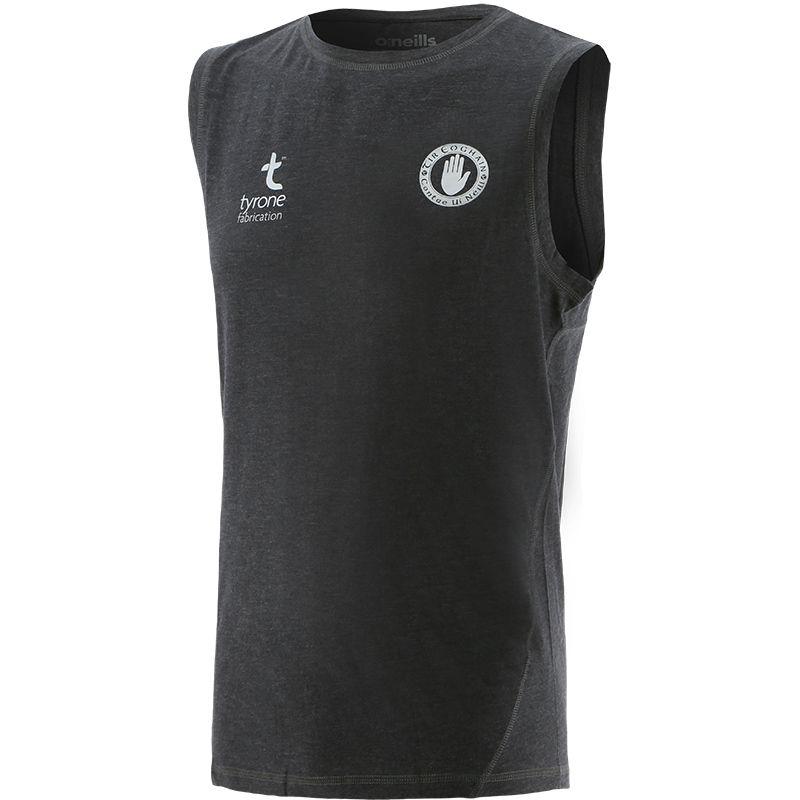 Tyrone GAA Men's Kingston Vest Top Black