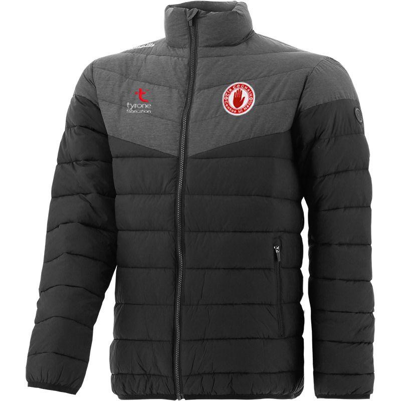 Tyrone GAA Men's Norton Padded Jacket Black