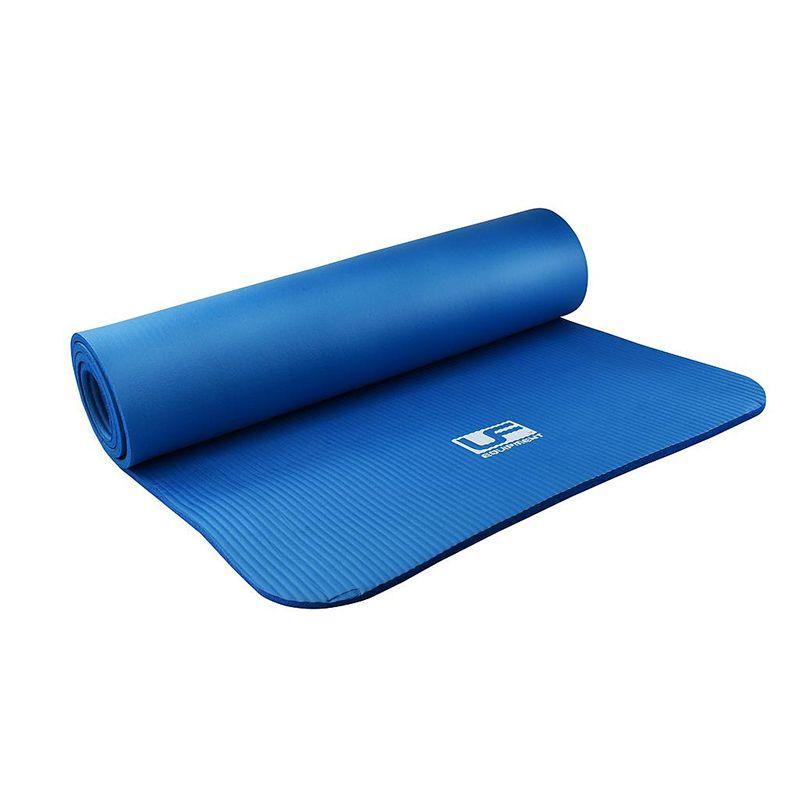 Urban Fitness NBR Fitness Mat Blue