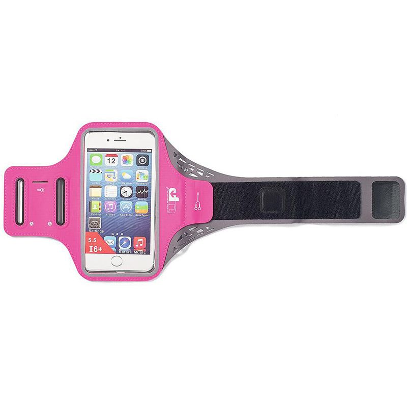 Ultimate Performance Ridgeway Armband Phone Holder Pink