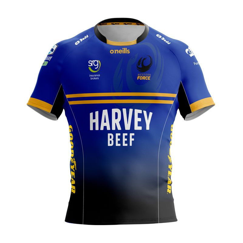 Western Force Home Jersey 2021