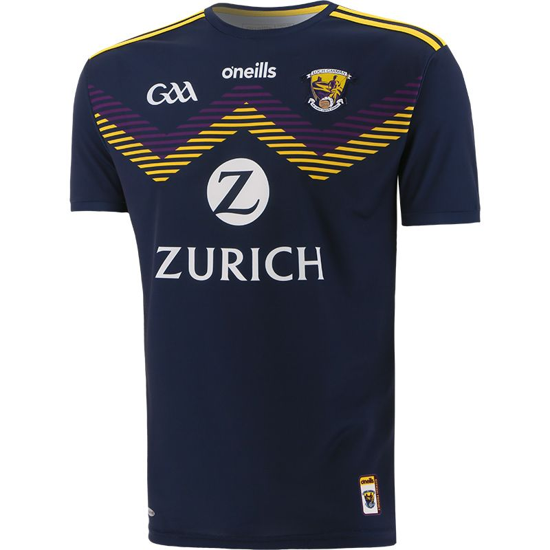 Wexford GAA Player Fit Away Jersey 2021/22