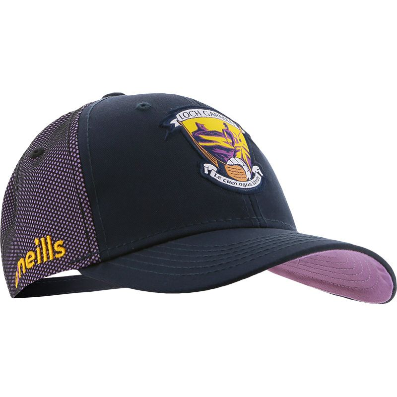 Wexford GAA Diego Baseball Cap Marine / Purple / Amber