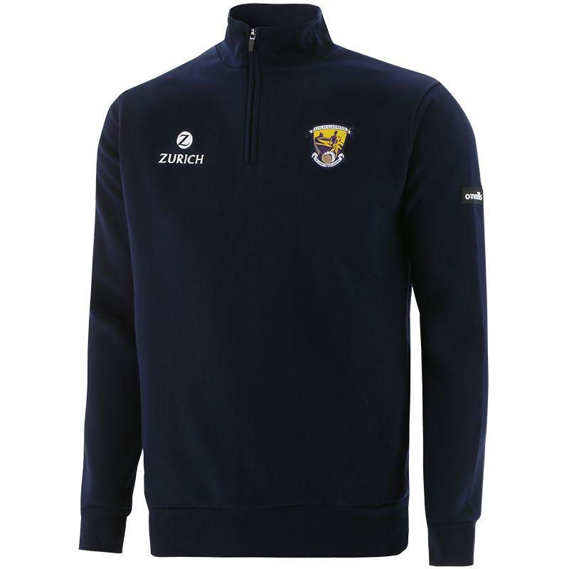 Wexford GAA Men's Breaker Fleece Half Zip Top Marine