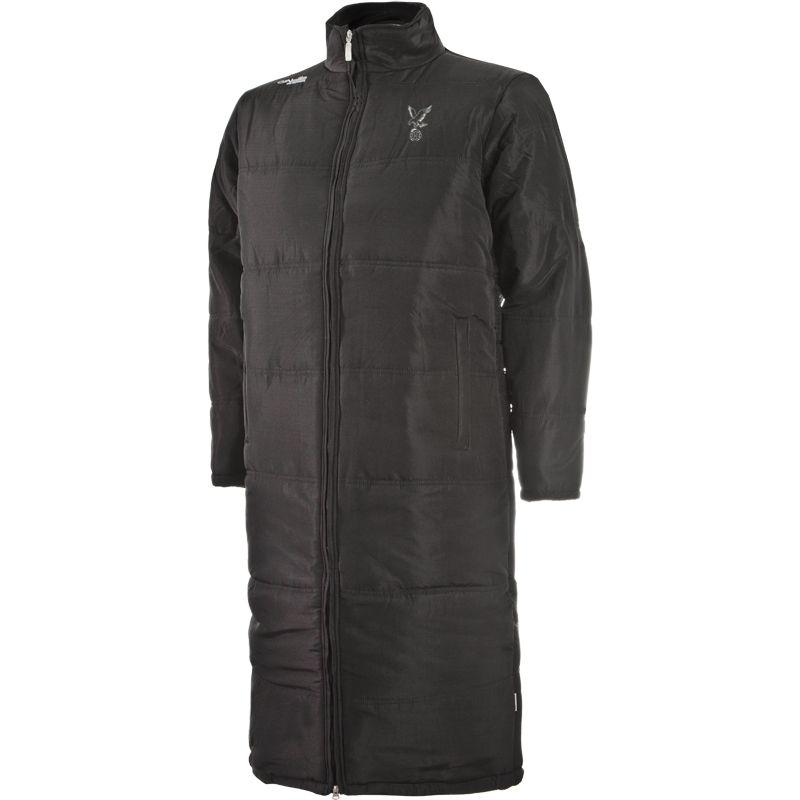 Whitehawk FC Galaxy Hooded Sub Coat