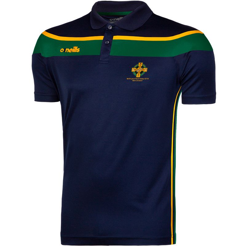 Wellington/Hutt Valley GFHA Auckland Polo Shirt
