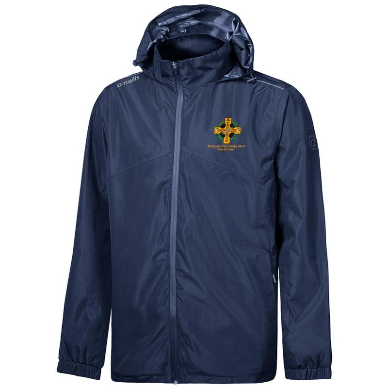 Wellington/Hutt Valley GFHA Kids' Dalton Rain Jacket