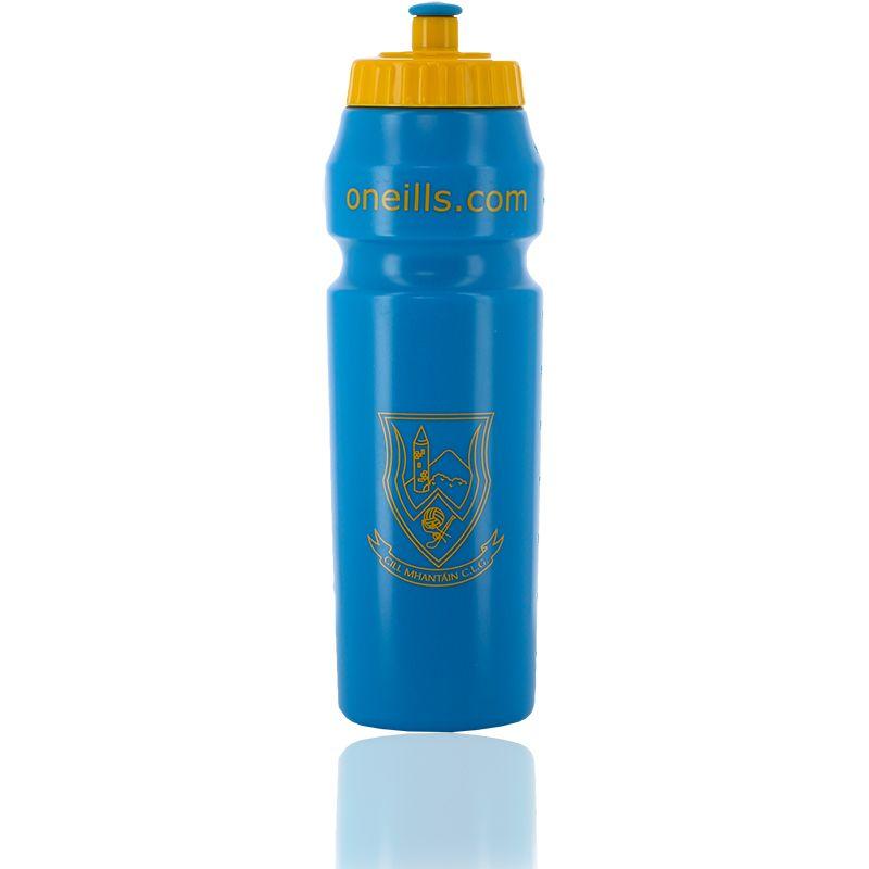 Wicklow GAA Waterbottle Blue / Amber