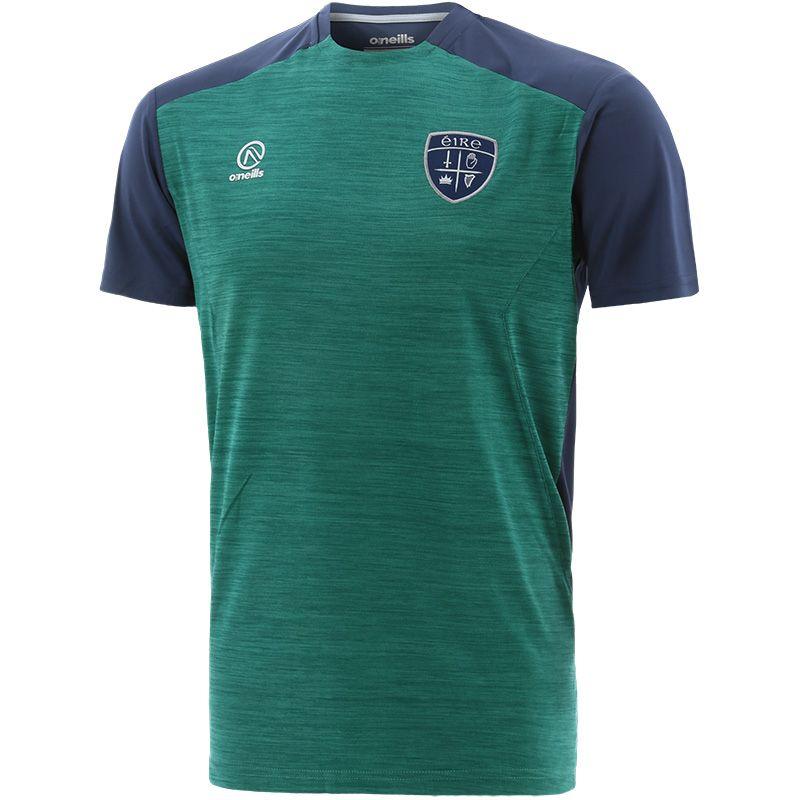 Men's Xander Éire T-Shirt Green / Grey