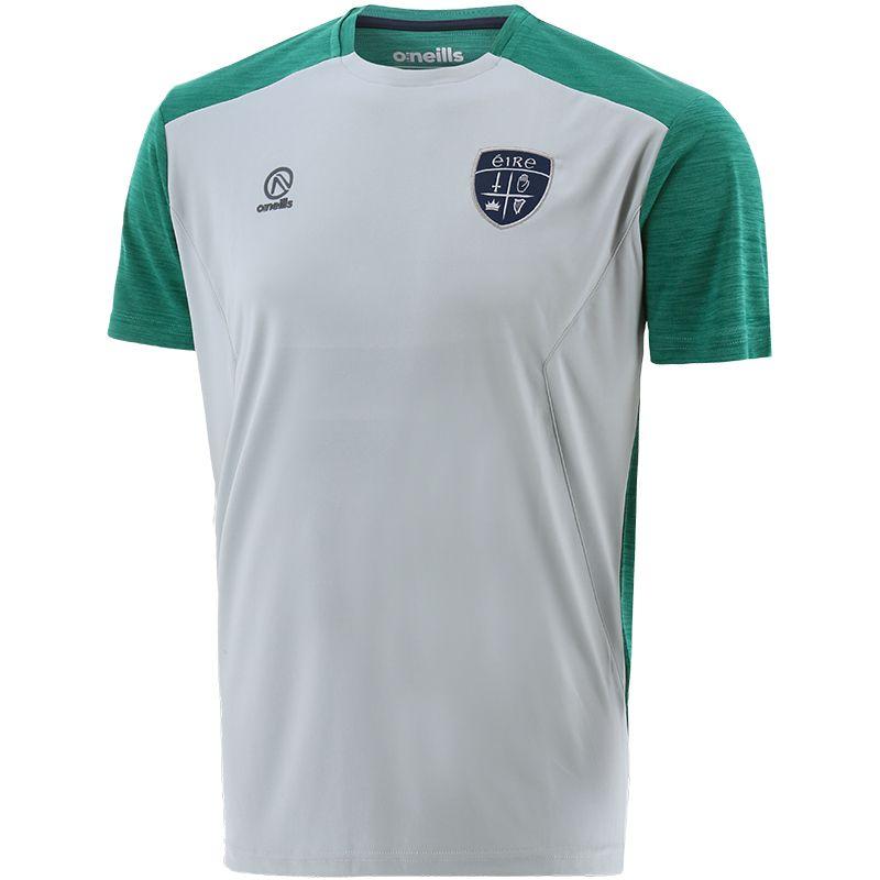 Men's Xander Éire T-Shirt Grey / Green