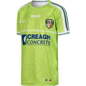 Antrim GAA Green 2-Stripe Jersey (Kids)