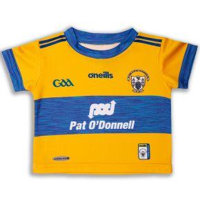 Clare GAA Baby 2-Stripe Jersey