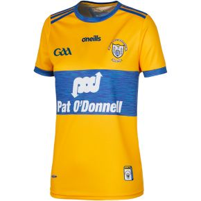 Clare GAA Womens Fit 2-Stripe Jersey