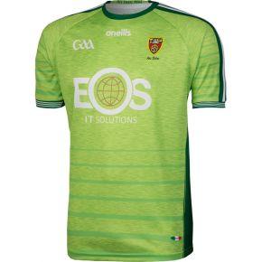 Down GAA Green 2-Stripe Jersey