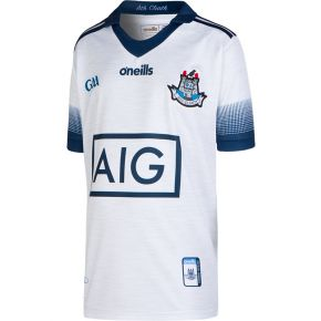 Dublin GAA Goalkeeper 2-Stripe Jersey (Kids)