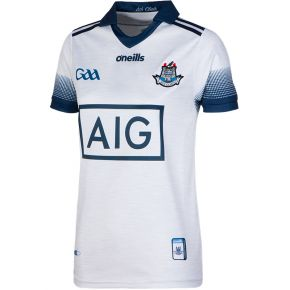 Dublin GAA Goalkeeper Womens Fit 2-Stripe Jersey
