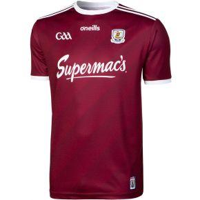 Galway GAA Home Replica 2-Stripe Jersey