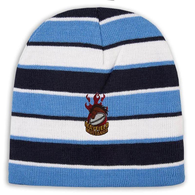3359600439c Rochdale Mayfield Mustangs Beacon Beanie Hat