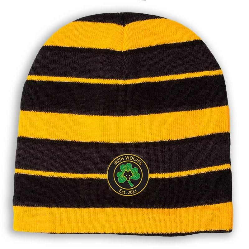 Irish Wolves Supporters Club Beacon Beanie Hat  079723a5771