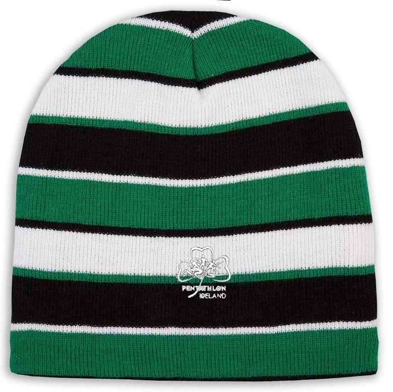 Pentathlon Ireland Beacon Beanie Hat  429fdd56100