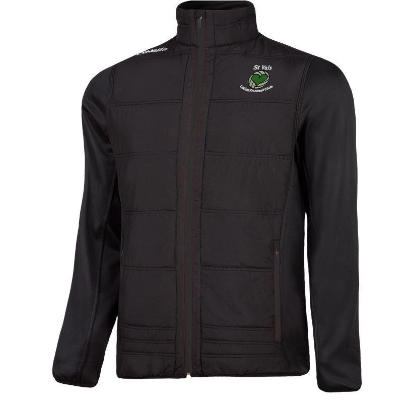 St Vals Ladies Football Eddie Padded Jacket (Kids)  60af515bbe